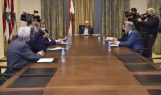 بري عن تسلم  المجلس النيابي رسالة عن انفجار المرفأ: لقد قمنا باللازم وأجبناه