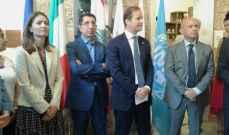 """وزارة الصناعة ويونيدو تطلقان مبادرة """"لبنان المنتج"""""""