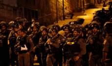 اصابة 5 فلسطينيين برصاص قوات اسرائيل في قطاع غزة