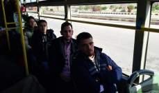 النشرة: عودة دفعة جديدة من النازحين السوريين الى منطقة القلمون الغربي