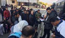 معالجة أزمة النازحين: دمشق أقرب من بروكسل!