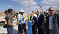 خير بعد انطلاق محطة تكرير الصرف الصحي: سيلمس الاهالي تخفيف التلوث عن الليطاني