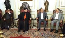 """هكذا تعامل """"حزب الله"""" مع رحيل صفير"""