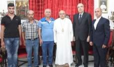 المطران درويش: أحيي المقاومة في حربها ضد الإرهاب