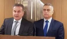 درغام وطرابلسي: لاعادة النظر بقرار إقالة عويجان واقرار قانوني الدولار الطلابي ودعم المدارس