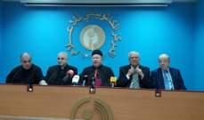 مطر: يجب أن يحافظ المسيحيون والمسلمون على بعضهم البعض لإستئصال الإرهاب