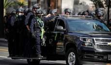 إصابة حوالي 200 من حرس حفل تنصيب بايدن بكورونا