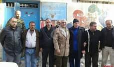 النشرة: إقفال مكتب مدير خدمات الأونروا في مخيم عين الحلوة لليوم الثاني