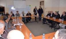 النشرة: مدير عام الأونروا زار مدينة صيدا والتقى اللجان الفلسطينية