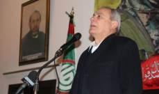 أيوب حميد: العمالة وصمة عار لا يمكن أن تفارق من اقترفها