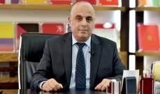 ابو فيصل: الجيش اللبناني هو الضمانة لكل اللبنانيين وكافة القطاعات الاقتصادية