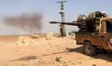 المرصد السوري: اشتباكات بين الفصائل الموالية لتركيا وقوات النظام السوري شمالي الرقة