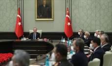 مجلس الامن القومي التركي دعا أرمينيا للتخلي عن تصرفاتها العدائية والالتزام بتعهداتها