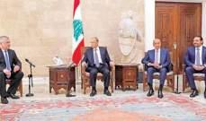 مصدر للشرق الاوسط: لبنان تبلغ وعداً روسياً بدعم موقفه خلال اجتماعات آستانة