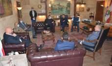 نهرا ترأس اجتماعا امنيا وتشديد على متابعة تنفيذ الإجراءات الوقائية لمواجهة كورونا