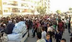 الأمم المتحدة: بدء تحرك الحافلات في آخر مرحلة من عملية الإجلاء من حلب