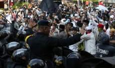 حاكم جاكرتا: 6 قتلى ونحو 200 مصاب بعد اضطرابات عقب إعلان نتائج الانتخابات