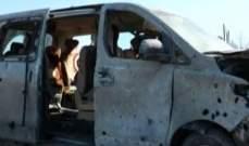 مقتل مدني وإصابة 5 بانفجار عبوة ناسفة على أطراف مدينة منبج