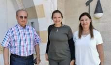 وهاب بحث مع سفيرة  الدانمارك في لبنان الأوضاع والتطورات المحلية والإقليمية والدولية