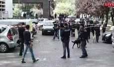 شرطة إيطاليا استخدمت الغاز وخراطيم المياه ضد محتجين على شهادات كورونا في روما
