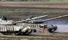 جمهورية لوغانسك تتهم القوات الأوكرانية بقصف أراضيها ثلاث مرات