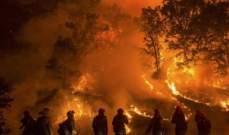 حاكم كاليفورنيا: السلطات مستعدة لمواجهة الحرائق بحلول عيد الميلاد