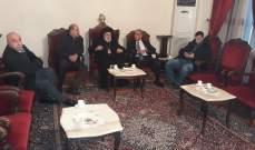 هاشم هنأ بالميلاد: لبنان بهذا الزمن الصعب بحاجة الى حكومة طوارىء انقاذية