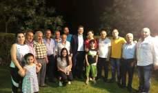 نديم الجميل: ثابتون بمواقفنا السياسية ونعمل لوحدة المسيحيين واللبنانيين