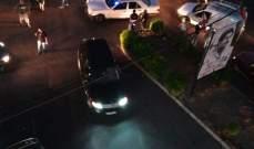 النشرة: محتجون قطعوا طريق القياعة في صيدا احتجاجا على تردي الوضع الاقتصادي