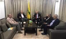حزب الله تسلم رسالة من هنية لنصر الله حول صفقة القرن