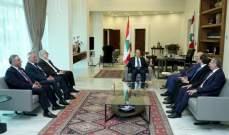 الشرق الاوسط: بروز صيغ جديدة لحلّ عقدة تشكيل الحكومة عبر تعديل عدد الوزراء