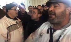 اعتصام امام منزل علم الدين لمطالبته بالاستقالة من رئاسة البلدية