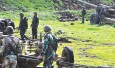 النشرة: تقدم سريع للجيش السوري بريف حلب الجنوبي
