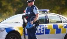 رجل يشعل النار بجسده خارج برلمان نيوزيلندا