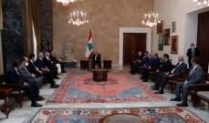 """كتلة """"الجمهورية القوية"""" تسمي نواف سلام لتشكيل الحكومة المقبلة"""