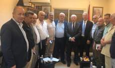 """النشرة: انضمام """"حركة الانتفاضة الفلسطينية"""" إلى إطار """"منظمة التحرير"""" رسميا"""