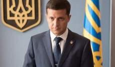الرئيس الأوكراني: احتمال إسقاط الطائرة في إيران ليس مستبعدا