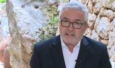 أبي اللمع: سنتابع قضية تهديد القوميين السوريين والتهديد بقتل جعجع إلى الآخر