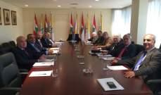 المجلس العام الماروني: ليتعالى المسؤولون عن الشهوات الآنية لصالح إنقاذ لبنان من حبائل المؤامرة