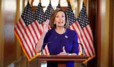 بيلوسي: أكدت لنتانياهو دعم الكونغرس الثابت لأمن وأمان إسرائيل