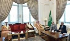 عوني الكعكي: السعودية كانت دائما حاضنة للبنان ولم تتخل يوما عنه