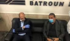 فادي سعد: اتفقنا مع الوزير حسن على إعادة مستشفى البترون الى وزارة الصحة