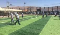 بلدية طرابلس تعلن افتتاح الملاعب امام اندية الشمال