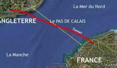 محكمة فرنسية قضت بالسجن لبائع قوارب ساعد مهاجرين على عبور بحر المانش
