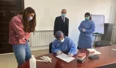 هاشم: لضرورة الالتزام بالاجراءات والتدابير الصحية للوقاية من كورونا