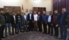 انتخاب غازي الشريف رئيسا لبلدية شهابية الفاعور وعلي شهاب نائبا له