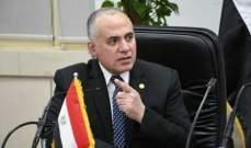 وزير الري المصري حذر من إحتمال غرق ثلث الدلتا في البلاد