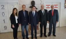 قيومجيان: شبابنا يريد لبنان دولة متطورة خالية من الفساد والصفقات