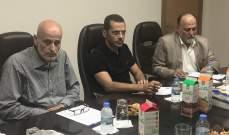اجتماع طارئ في مركز اتحاد بلديات الضاحية الجنوبية لمناقشة ملف معالجة النفايات