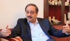 """غسان مخيبر لـ""""النشرة"""": اي حديث عن تمديد رابع مرفوض والمطلوب تخطي تحجر المواقف"""